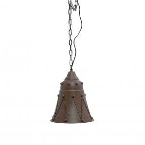 Pendente de Metal Bronze 35x30 CJ05