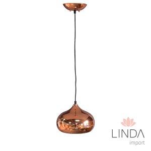 Pendente c/1 Ouro Rosa DM02