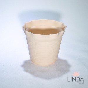 Vaso Plastico 10x9 cm DD05