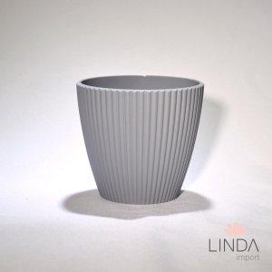 Vaso Plastico 11x10,5cm DD09