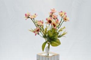 Mini Buque de Flor C/6 Galhos e Mix de Cores Bi65