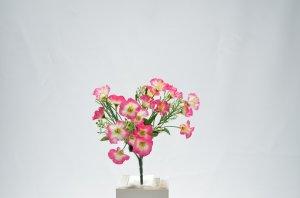 Mini Buque de Flor C/5 Galhos e Mix de Cores Bi78