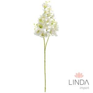 Haste Orquidea Branca CF01