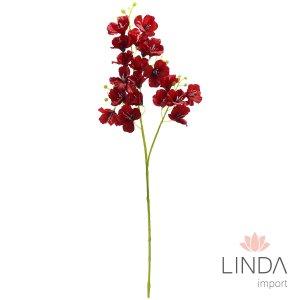 Haste Orquidea Vermelho CF03
