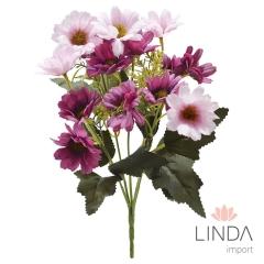 Mini Buque de Flor do Campo C/5 Galhos e Mix de Cores CO02