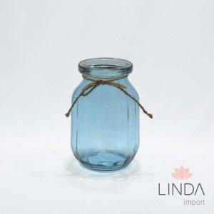 Vaso de Vidro 18x12 EA09