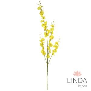 Orquidea Chuva de Ouro Amarela C/5 Galhos BI85