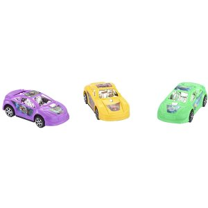 Jogo C/3 Carrinhos à Fricção do Toy Story EDY238