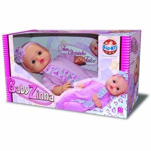 Boneca Babyzinha SNL 1080