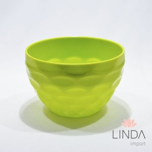 Vaso de Melamina Verde 10x16 ED06