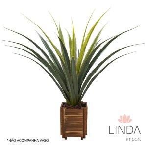 Planta Artificial Aloe Vera 90cm EJ04