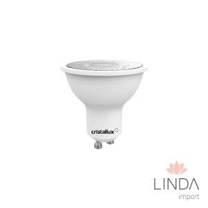Lâmpada LED Dicroica MR GU10 6,5W 6,500K BIV FZ05