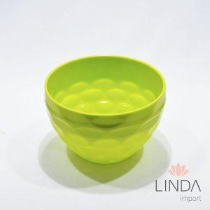 Vaso de Melamina Verde 16X10 Ed06