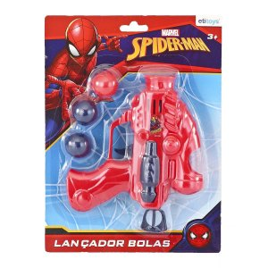 Lancador de Bolinhas do Spider-Man Edy 038