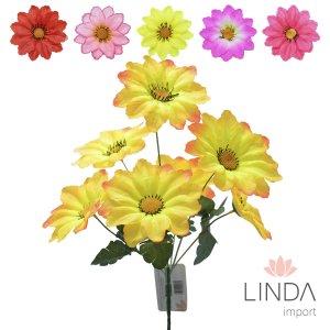 Buque de Flores C\7 Galhos e Mix de Cores PCT\12 El15