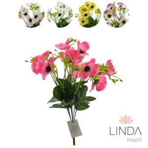 Mini Buque Flor do Campo C\5 Galhos e Mix de Cores Em04