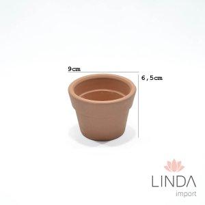 Vaso de Ceramica 9X6,5 094 Ga01