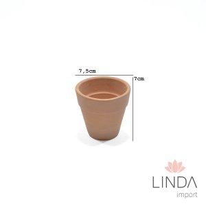 Vaso de Ceramica 7,5X7 157 Ga02