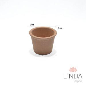 Vaso de Ceramica 9X7 541 Ga13