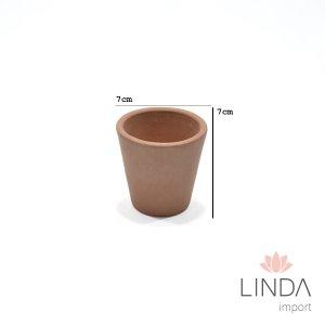 Vaso de Ceramica 7X7 537 Ga14