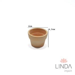 Vaso de Ceramica 6X4,5 216 Ga15