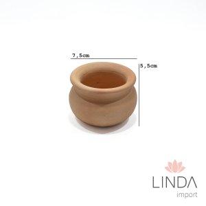 Vaso de Ceramica 7X5,5 066 Ga16