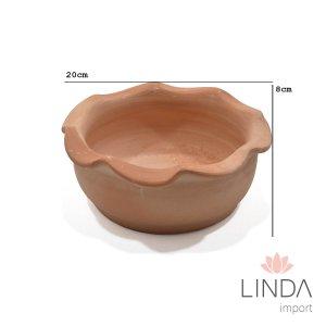Vaso de Ceramica 20X8 117 Ga17