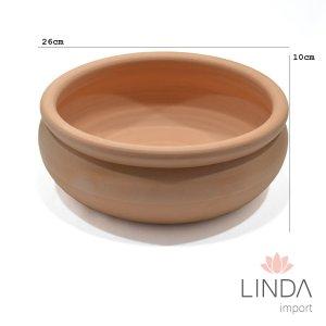 Vaso de Ceramica 082 26X10 082 Ga21