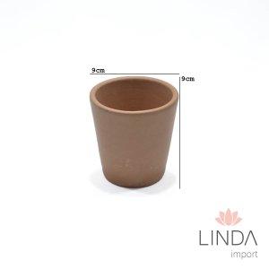 Vaso de Ceramica 046 9X9 046 Ga22