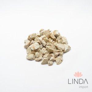 Pedra Tamanho 1 1KG Amarela SPN 15