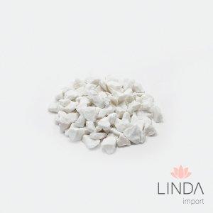 Pedra Tamanho 1 1KG Branca SPN 16