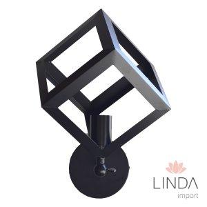 Arandela Geometrica de Metal 16X16 PT FP02