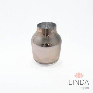Vaso de Vidro Rose 19X13 Vid01151 GN08