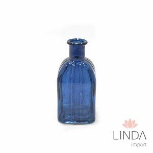 Vaso de Vidro Azul 13X16 Dec01182 GN27