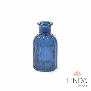 Vaso de Vidro Azul 14X7 Vid01190 GN28