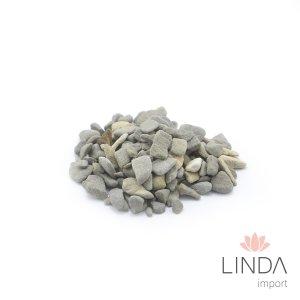 Pedra Arenito Cinza 1KG SPN24